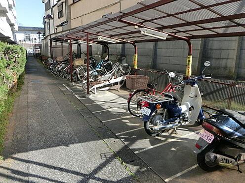 マンション(建物一部)-足立区西新井本町3丁目 駐輪場です。