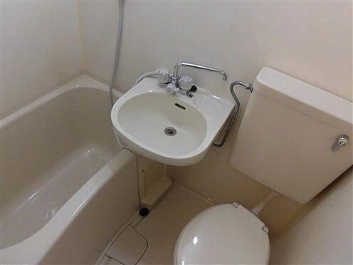一棟マンション-大阪市都島区内代町3丁目 トイレ
