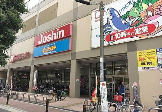 中古マンション-大阪市城東区中央3丁目 関西スーパー蒲生店・ジョーシン約400mです