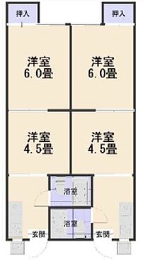 アパート-京都市山科区西野山欠ノ上町 間取り