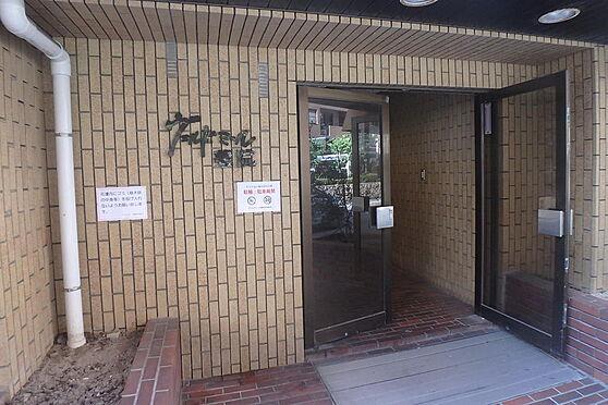 店舗事務所(建物一部)-福岡市中央区薬院3丁目 エントランス