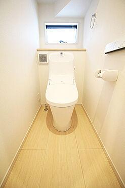 新築一戸建て-調布市富士見町3丁目 トイレ