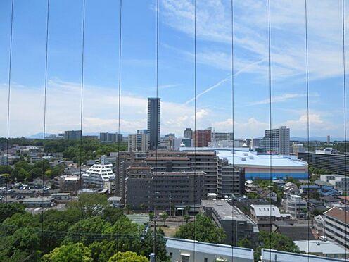 中古マンション-多摩市豊ヶ丘2丁目 西側眺望写真