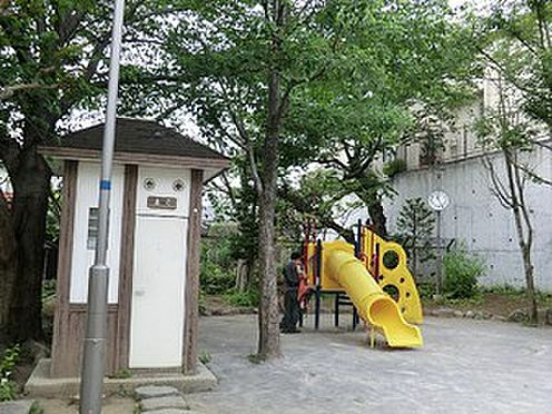 マンション(建物全部)-大田区東雪谷1丁目 周辺環境:日下山児童公園