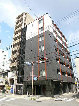中古マンション-京都市上京区千本通上長者町上る百万遍町 建物外観
