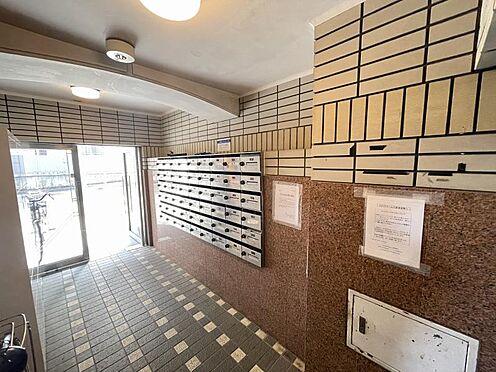 区分マンション-神戸市東灘区深江本町1丁目 郵便ポスト