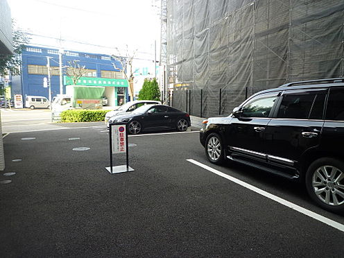 マンション(建物一部)-大田区上池台1丁目 駐車場