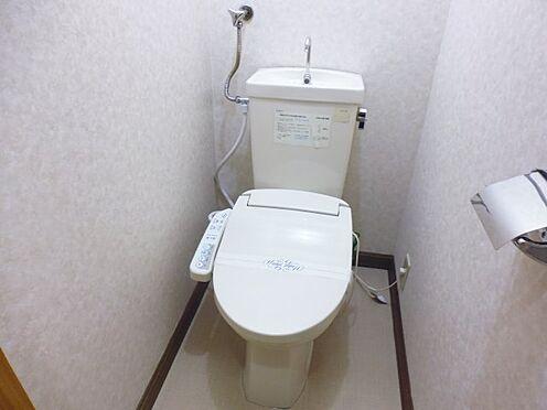 アパート-札幌市豊平区平岸六条13丁目 トイレ