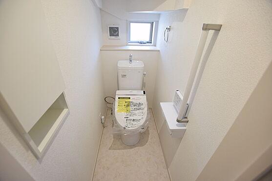 新築一戸建て-仙台市青葉区愛子東4丁目 トイレ