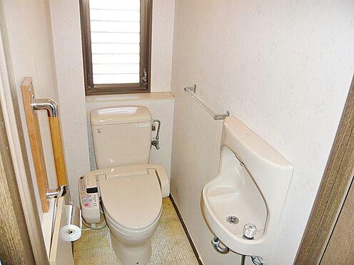 中古一戸建て-神戸市西区月が丘5丁目 トイレ