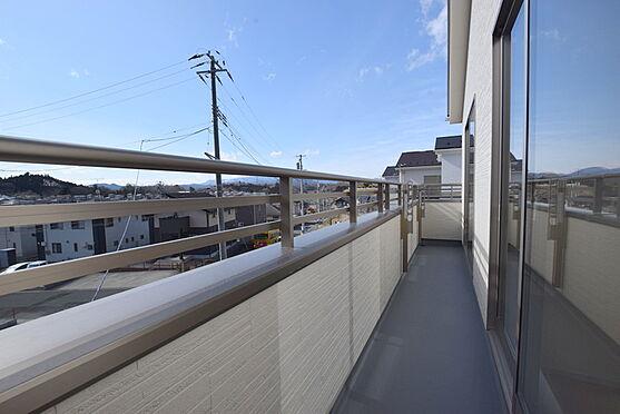 戸建賃貸-富谷市とちの木1丁目 バルコニー