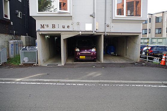 アパート-札幌市豊平区月寒西四条5丁目 駐車場