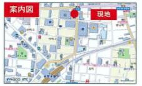 ビル(建物全部)-厚木市中町2丁目 地図