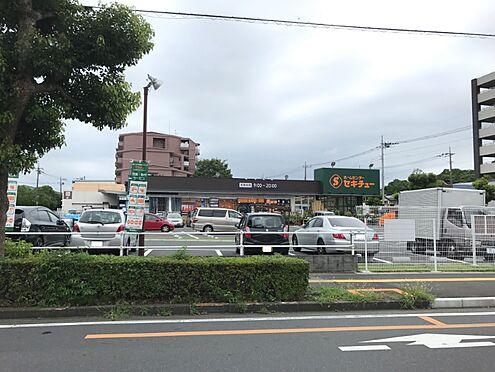 土地-越谷市大字大泊 セキチューホームセンター千間台西店(2293m)