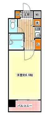 区分マンション-大阪市浪速区桜川2丁目 図面より現況を優先します。