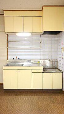 中古マンション-岡崎市矢作町字尊所 I型キッチンはお料理に集中したい方にオススメ!