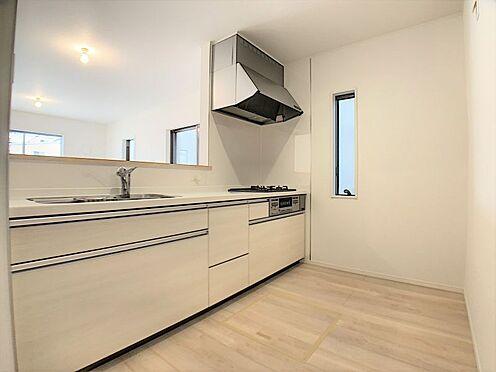 新築一戸建て-名古屋市南区三吉町1丁目 キッチン(こちらは施工事例となります。)