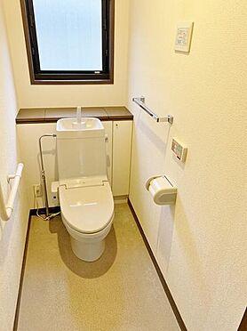 中古一戸建て-名取市那智が丘4丁目 トイレ