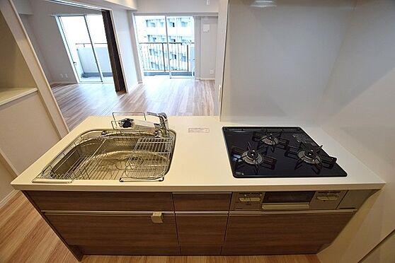 中古マンション-板橋区板橋3丁目 キッチン