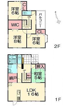新築一戸建て-仙台市太白区茂庭字中ノ瀬東 間取り