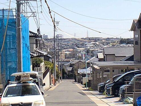 新築一戸建て-名古屋市緑区小坂2丁目 前面道路