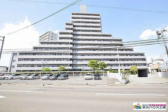 区分マンション-仙台市泉区八乙女中央3丁目 外観