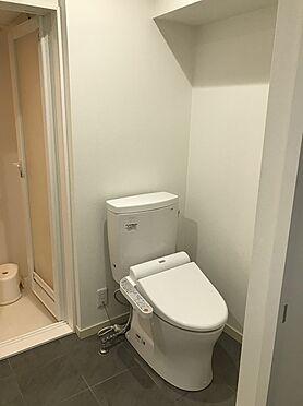 マンション(建物一部)-文京区白山1丁目 トイレ