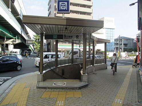 中古マンション-大阪市東成区東中本2丁目 地下鉄中央線 深江橋駅徒歩13分です