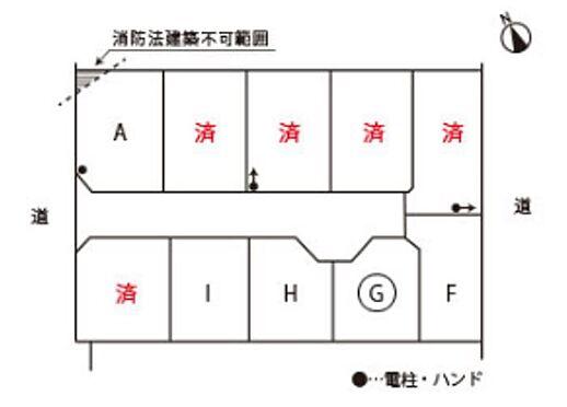 戸建賃貸-西尾市吉良町木田祐言 区画図