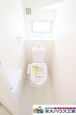 新築一戸建て-石巻市大門町2丁目 トイレ