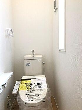 新築一戸建て-三島郡島本町東大寺2丁目 トイレ