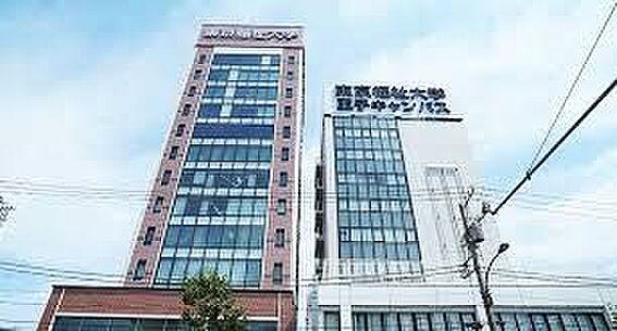 中古マンション-北区王子1丁目 私立東京福祉大学王子キャンパス 徒歩14分。 1060m