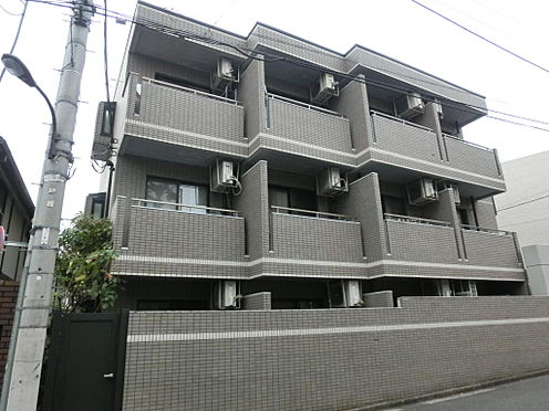 マンション(建物一部)-新宿区中落合2丁目 東側からのマンション画像(最上階は5階となります)