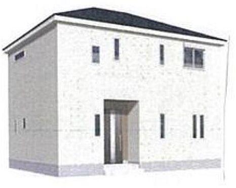 新築一戸建て-名古屋市南区三吉町1丁目 完成予想図