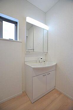 新築一戸建て-多賀城市大代4丁目 洗面