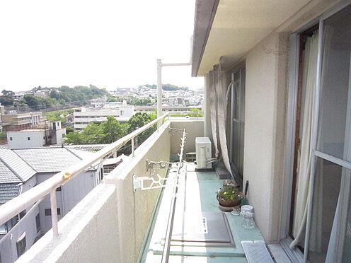 マンション(建物一部)-神戸市兵庫区湊川町6丁目 バルコニー