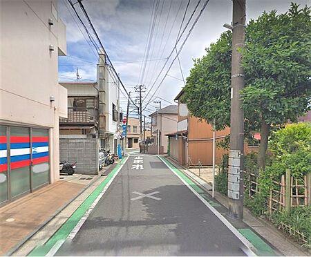 マンション(建物全部)-横浜市西区境之谷 全面道路
