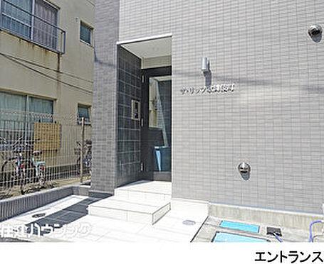 マンション(建物全部)-新宿区大久保1丁目 玄関