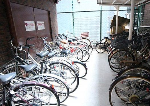 マンション(建物一部)-大阪市西区新町2丁目 駐輪スペース完備