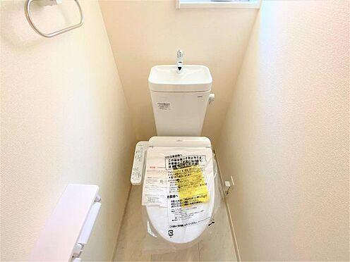 新築一戸建て-仙台市太白区泉崎1丁目 トイレ