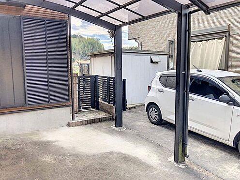 中古一戸建て-豊田市志賀町下番戸 駐車はなんと5台もお停めいただけます。ご友人とパーティーをしても、敷地内に車をお停めいただけます♪