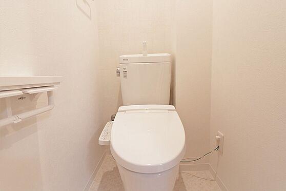 中古マンション-大阪市東成区中道2丁目 トイレ