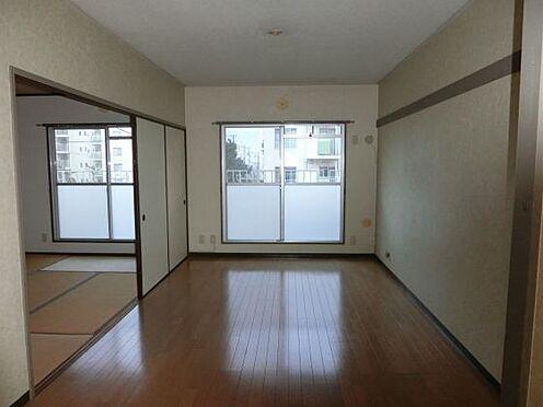 区分マンション-横須賀市グリーンハイツ 居間