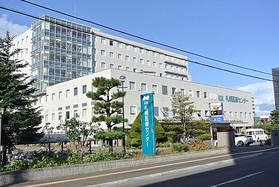 マンション(建物一部)-札幌市豊平区中の島二条2丁目 KKR札幌医療センターまで609m