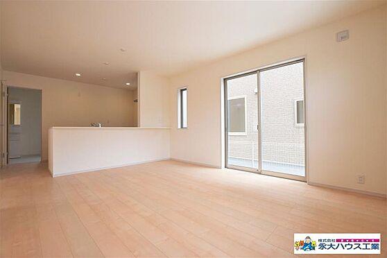 新築一戸建て-仙台市泉区向陽台4丁目 居間