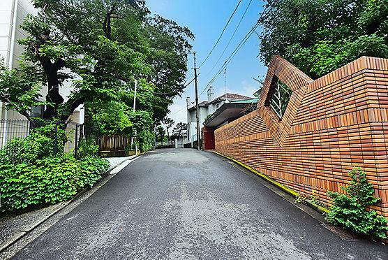 店舗・事務所・その他-横浜市中区山手町 前面道路