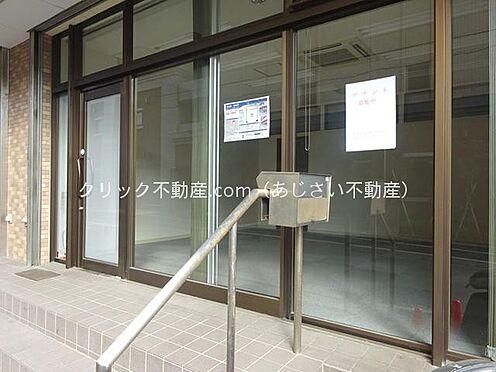 店舗事務所(建物一部)-横浜市西区浅間町4丁目 玄関