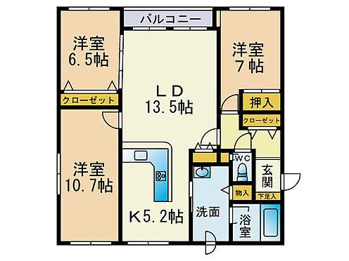 マンション(建物全部)-札幌市中央区南七条西17丁目 405号室