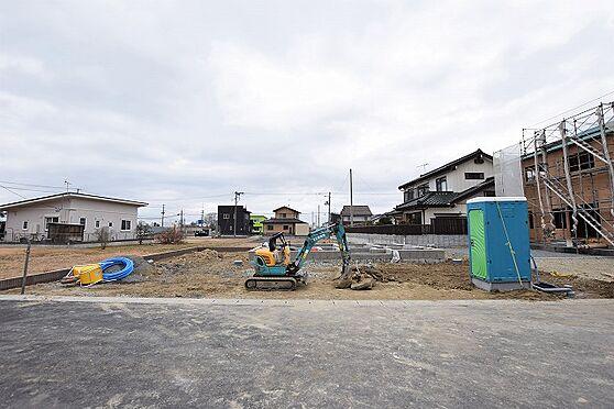 新築一戸建て-石巻市渡波字栄田 間取り