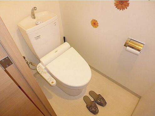 マンション(建物一部)-座間市相模が丘5丁目 トイレ